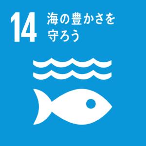 SDGs14 海の豊かさを守ろう
